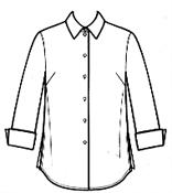 Блузки для полных женщин своими руками выкройки